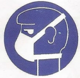 DISC PORT PROTECTION RESPIRATOR REQUIRED REF: SPRO