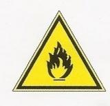 DANGER FLAMMABLE MATERIAL REF (SPMI)