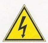 DANGER ELECTRIC  REF: SPDE