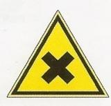DANGER IRRITATING MATERIAL REF: SPIR