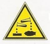 DANGER CORROSIVE PRODUCTS REF: SPPCO