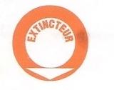 EXTINGUISHER  REF: SPEX