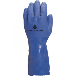 GANT TREMPE EN PVC SUPPORT COTON TYPE PETROLIER VE780 DELTAPLUS