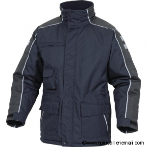 PARKA GRAND FROID POLYESTER OXFORD ENDUIT PU NORDLAND DELTAPLUS