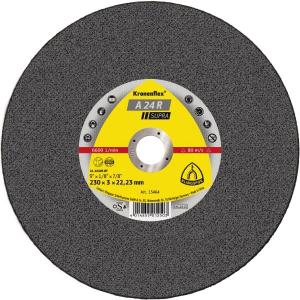 Disques à tronçonner pour INOX (acier inoxydable) klingspor Kronoflex