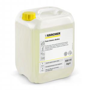MOUSSE DE NETTOYAGE PressurePro, alcaline RM 91 Agri