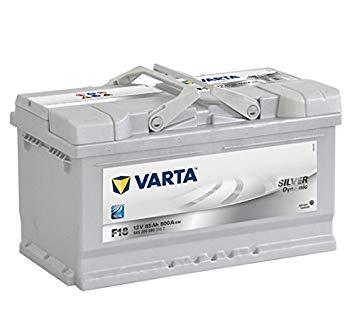 Batterie Varta Silver dynamic F18 12 V 85 Ah Listeau