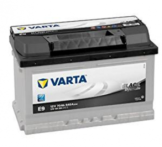 Batterie Varta Black dynamic E9 