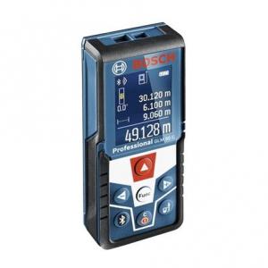 Télémètre laser GLM 50 C Professional -1.5V - IP 54  La solution idéale pour mesurer, mémoriser et archiver en toute simplicité