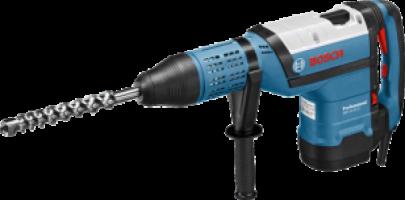 PERFORATEUR SDS max  GBH 12-52 DV Professional -230V-19j  Le perforateur SDS max avec Vibration Control le plus puissant de la gamme Bosch