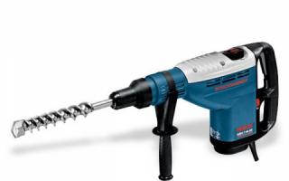 PERFORATEUR BURINEUR (marteau piqueur)  SDS MAX -1350 W - 9,3 J  GBH 7-46 DE BOSCH PROFESSIONAL