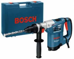 PERFORATEUR SDS plus - 900W-4,2 J GBH 4-32 DFR  Le modèle le plus performant de la gamme des perforateurs SDS plus Bosch