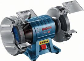 TOURET A MEULER GBG 60-20 Professional, Ø 200 mm - 600w  Le touret à meuler rapide et performant pour les applications les plus difficiles
