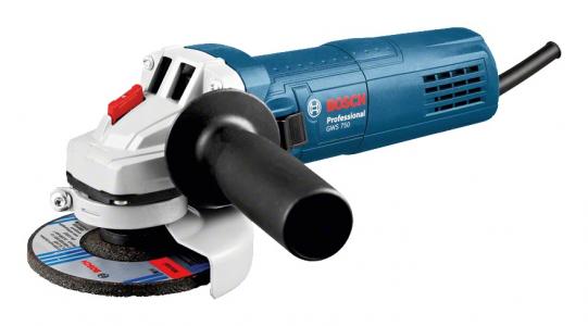 MEULEUSE ANGULAIRE GWS 750 - 115 mm- 750W - Professional  Puissance et maniabilité inédites