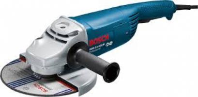 MEULEUSE ANGULAIRE GWS 24-230 H Professional -2 400 W -Ø 230 mm  La meuleuse puissante et légère