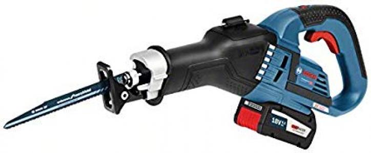 SCIE SABRE SANS FIL GSA 18V-32 Professional  Prise en main parfaite dans la catégorie 18 V