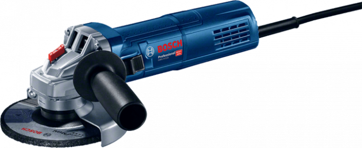 MEULEUSE ANGULAIRE GWS 9-115 Professional - 900 W- Ø 115 mm