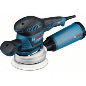 PONCEUSE EXCENTRIQUE GEX 125-150 AVE Professional  Très faibles vibrations, plus de fourmillements dans les mains