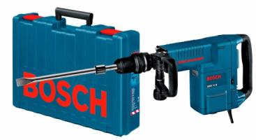 Marteau-piqueur SDS max GSH 11 E Professional-1500W - 8j  Le spécialiste des travaux d'assainissement et de démolition