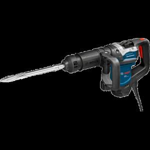 Marteau-piqueur SDS max GSH 5 Professional  La meilleure longévité de sa catégorie avec une puissance impressionnante