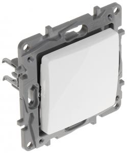Commutateur unipolaire  Niloe 10 A  Interrupteur unique