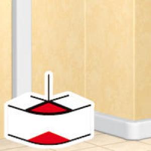 Angle extérieur pour goulottes DLP monobloc 50x80mm , 50x105mm , 50x150mm ou 50x195mm - blanc
