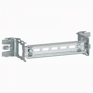 Rail pour montage appareils modulaires et Vistop jusqu'à 160A en gaine à câbles XL³400 - 9 modules