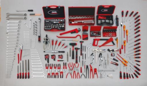 Sélection de 365 outils pour le technicien de maintenance industrielle  REF: CP-365