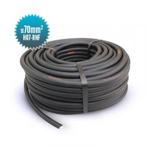 Cable souple 1x70mm² RNH07 marque NEXANS
