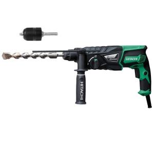 Perforateur 830W SDS-Plus + Mandrin Réf : DH26PB