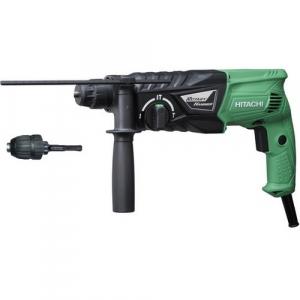 Perforateur-burineur 730W - 24MM SDS+ 2.7J  HITACHI - HIKOKI Réf : DH24PH