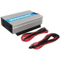 Onduleur 2000W Convertisseur courant 12V 230V Ref: 444658
