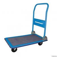 Chariot plateforme pliant à roulettes 150 kg  Ref:  675213