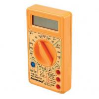 Testeur / multimètre numérique CC et CA Ref: 589681