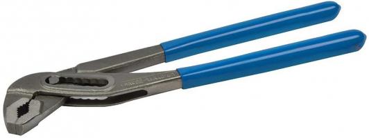 Pince réglable à mâchoires fines Longueur 250 mm - Mâchoires 40 mm  Ref: PL22
