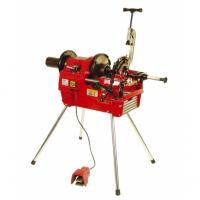 Machine à fileter 4'' maf avec tête -1600 W -Capacités acier/inox BSPT, NPT Ø 1/4-4