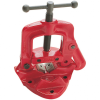 Etau en fonte malléable à haute limite élastique, Mors en acier traité et Vé de soutien                                 Etaugriff n°1 200210