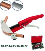 Cintreuse arbalète modèle 250100/01 (coffret formes 10 à 22 mm) Ref: 250100