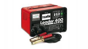 Chargeur de Batterie  LEADER 400 START 230V 12-24V Ref:  807551
