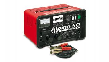 Chargeur de Batterie TELWIN Alpine 50 Boost Ref: 807548
