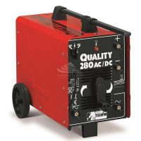 Poste de soudage à électrode, MMA, en courant continu (DC) et alternatif (AC)_ Ref: 814097